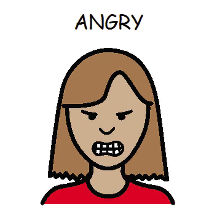 Try to discover the reasons for your anger.