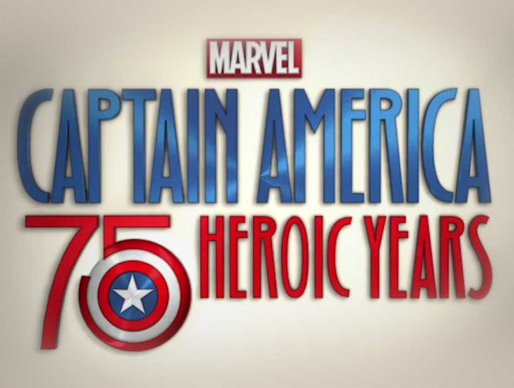 Marvel's Captain America 75 Heroic Years