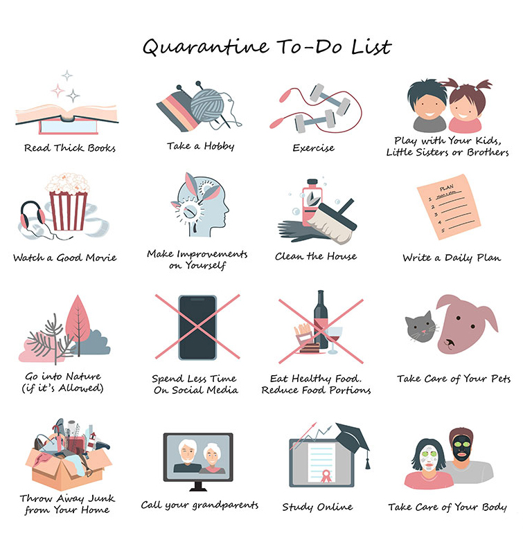 Quarantine To-Do List