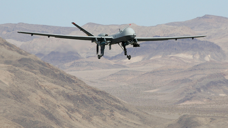 Remote Control War : The future of unmanned combat