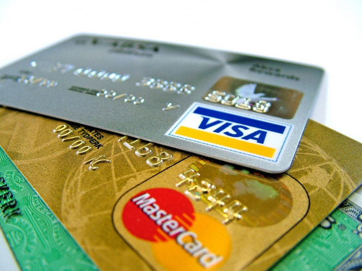 If you have credit cards, cut them up and don't ever sign up for new ones again.
