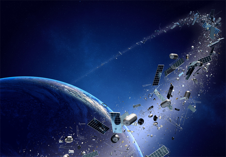 The Danger of Space  Junk