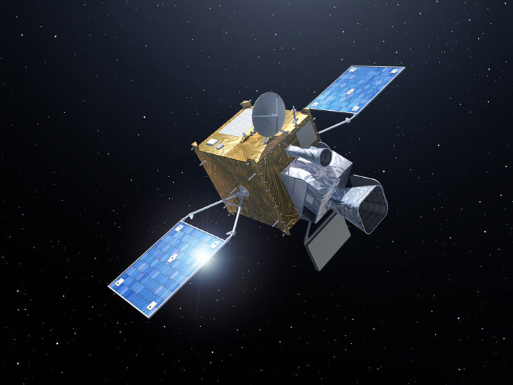 European Weather Satellite Constellation to Debut in 2017