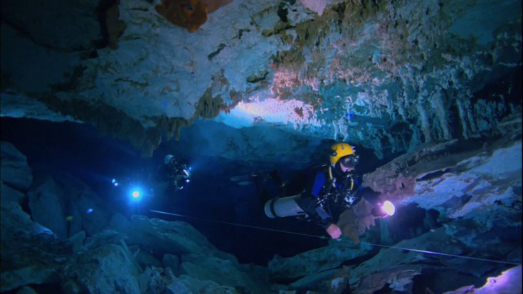 Blue Holes: Diving the Labyrinth