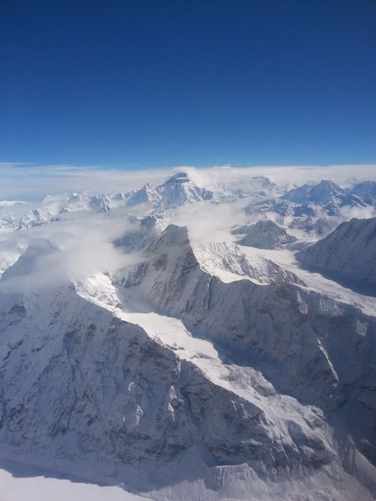 Everest Mountain Flight in Nepal