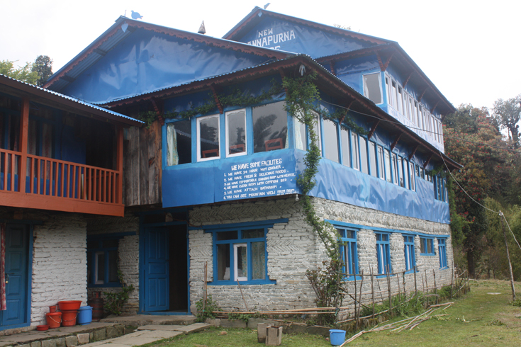 Ghorepani Tea House