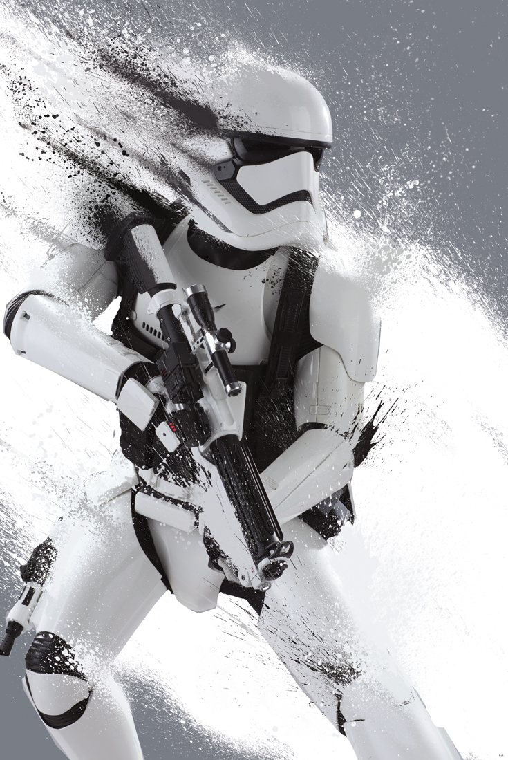 Stormtrooper - Star Wars: The Force Awakens