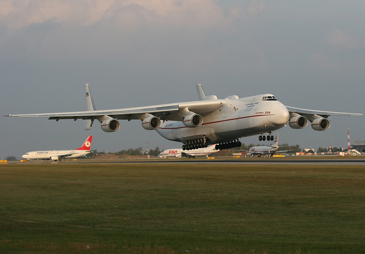 The Antonov An-225 The Largest Aircraft Ever